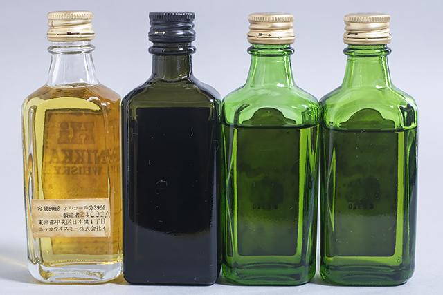 未開栓,古酒,NIKKA,ニッカ,ウイスキー,ミニチュアボトル,11本セット,The Blend of Nikka Selection-05