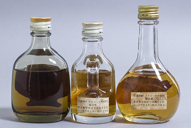 未開栓,古酒,NIKKA,ニッカ,ウイスキー,ミニチュアボトル,11本セット,The Blend of Nikka Selection-07